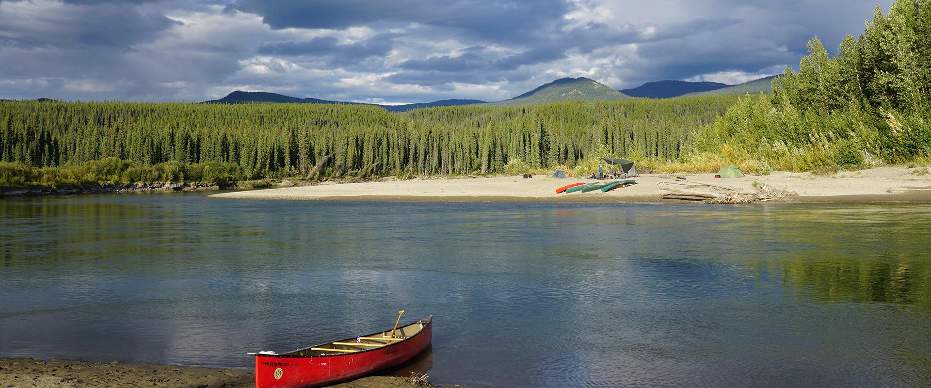 Die Wildnis Kanadas mit dem Kanu erleben